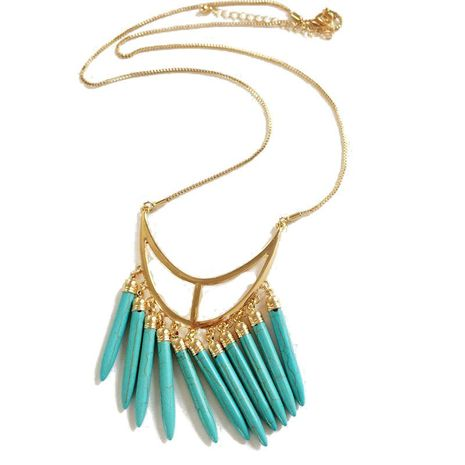 Womens electroplated alloy Necklaces NHOM155013's discount tags