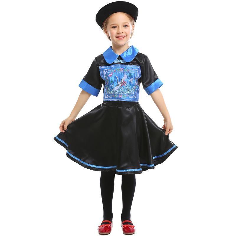 New Zombie Cosplay Halloween Children's Costumes NHFE155222