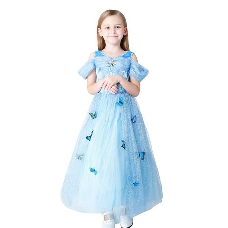 Halloween cosplay costume girl show dress NHFE155230's discount tags