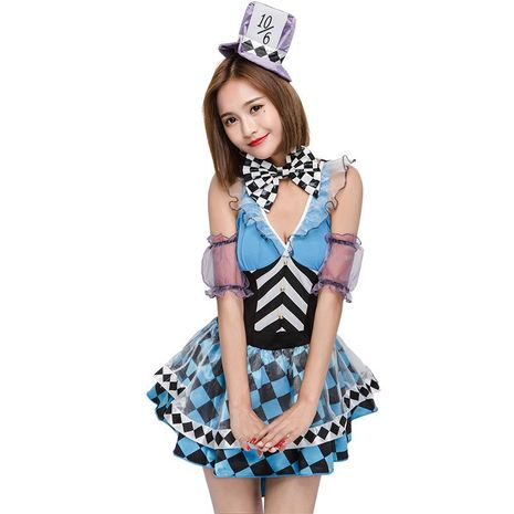 Halloween party Wizard of Oz cosplay game suit NHFE155291's discount tags