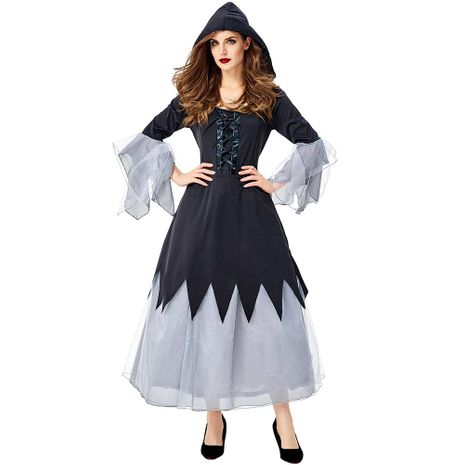 Halloween witch costume new cosplay costume NHFE155308's discount tags