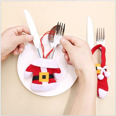 Christmas knife and fork set NHMV155583's discount tags