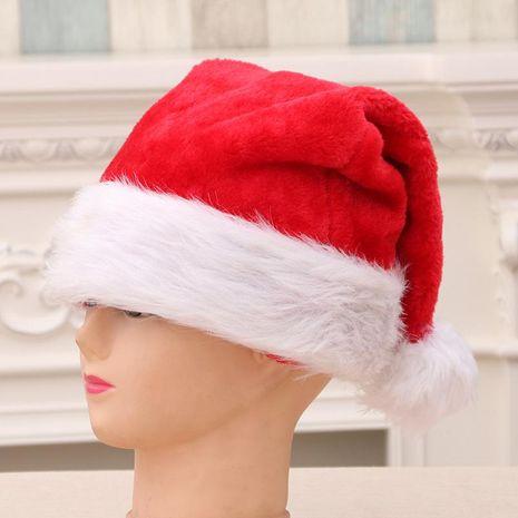 Plush Christmas Hat Adult Child Hat NHMV155604's discount tags