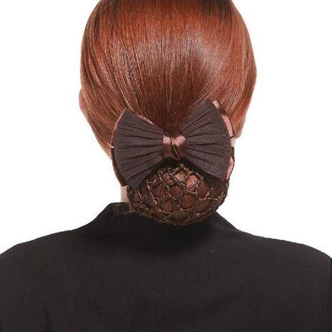 Pince à cheveux noeud en tissu minimaliste élégant NHDP150023's discount tags