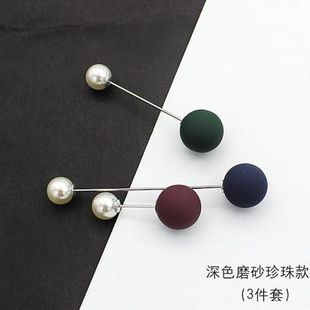 Womens geometric alloy Brooches NHOF150123's discount tags