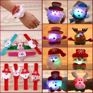 New Christmas sequins flannel light hand ring NHMV150203's discount tags