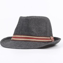 Fashion hat outdoor straw British visor NHXO150348
