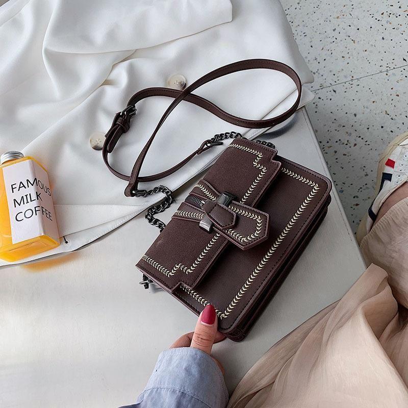 Korean version of the wild scrub small fresh messenger bag NHTC150670