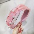NHOU302678-Pink-lace-pearl-headband
