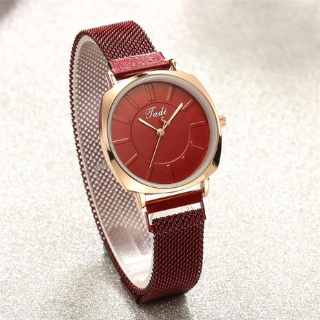 Fashion Alloy Milano Ladies Bracelet Strap Ding Ladies Lazy Watch NHSY193619's discount tags
