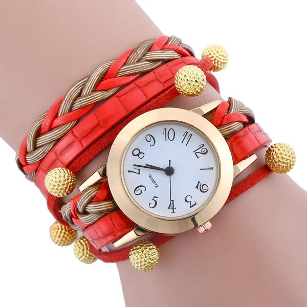 New golden ball accessories ladies fashion watch circle bracelet watch NHSY193637