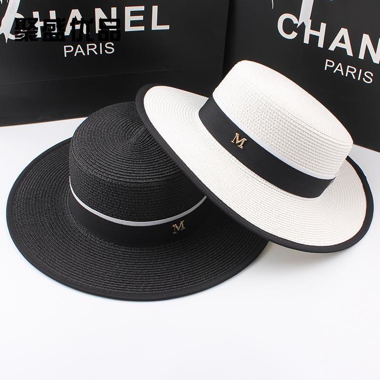 Hat summer flat along M standard hat sun shade sun hat NHXO193763