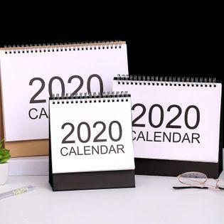 Calendario de escritorio 2020 calendario de bloc de notas de escritorio NHZE193794