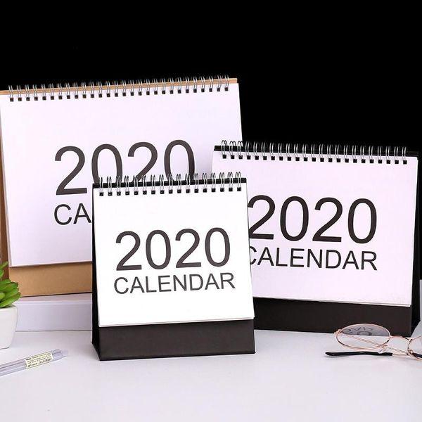 2020 desk calendar desktop notepad calendar NHZE193794
