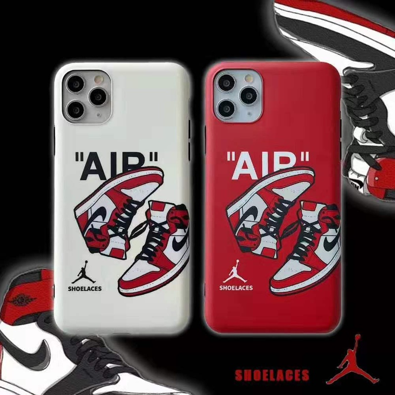 Suitable for tide brand personality shoes XR Apple XsMax mobile phone case NHFA193880
