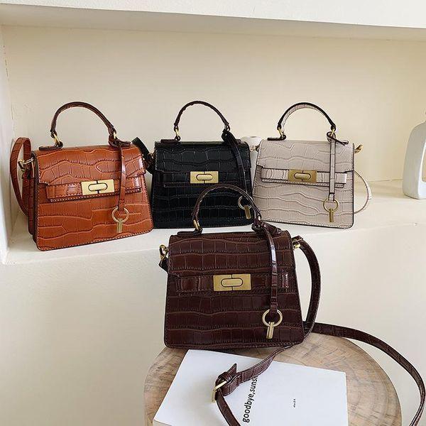 Summer Handbags New Fashion Retro Shoulder Messenger Bag NHLD194016