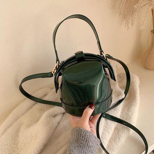 New solid color shoulder bag for women NHLD194123