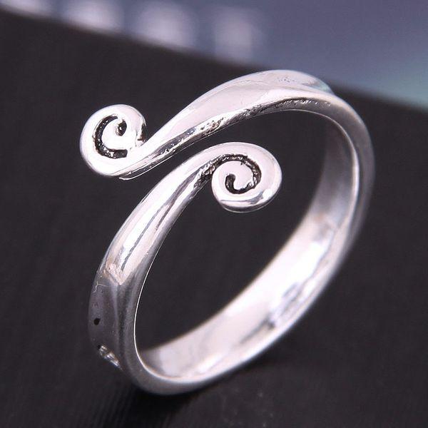 Delicada moda coreana dulce OL retro sexo anillo abierto NHSC194598