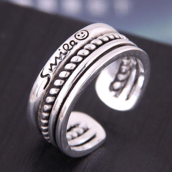 Delicate Korean Fashion Sweet OL Retro Open Ring NHSC194595