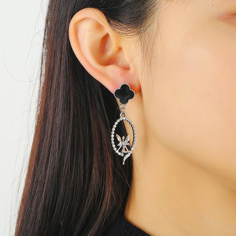 New earrings angel wings ladies earrings wholesale NHKQ194147