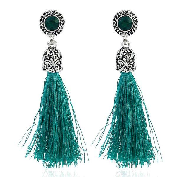 Accessories bohemian fashion earrings retro new tassel earrings women NHKQ194207