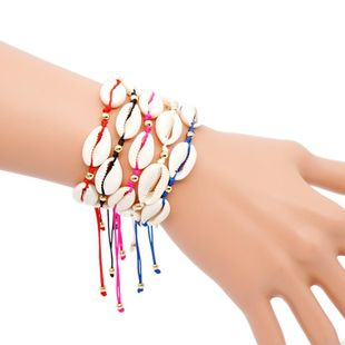 Sea shell natural shell ladies pulsera joyas al por mayor NHGW194332's discount tags