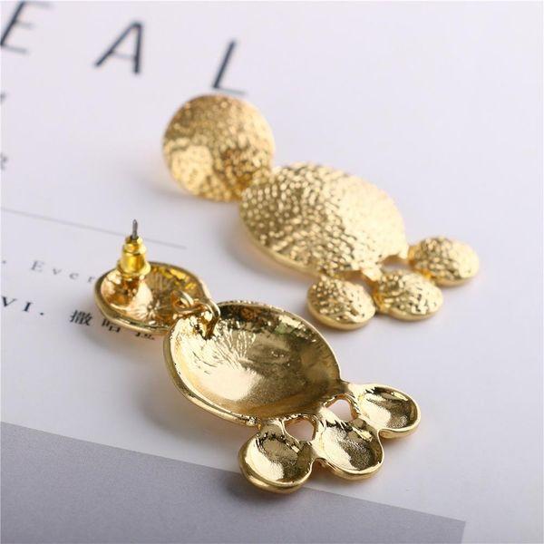 Earrings Fashion Gold Earrings wholesales fashion NHQS194693