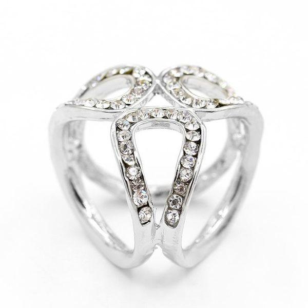 Diamond Scarf Full Diamond Brooch Hollow Lady Shawl Buckle Wholesale NHCU194784