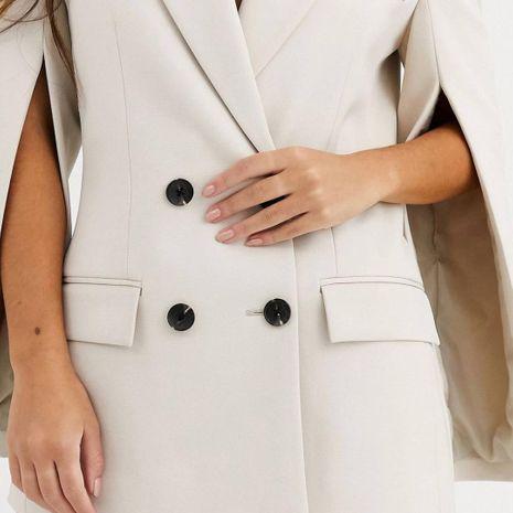 El mismo traje de mujer delgado de moda al por mayor NHAM195032's discount tags