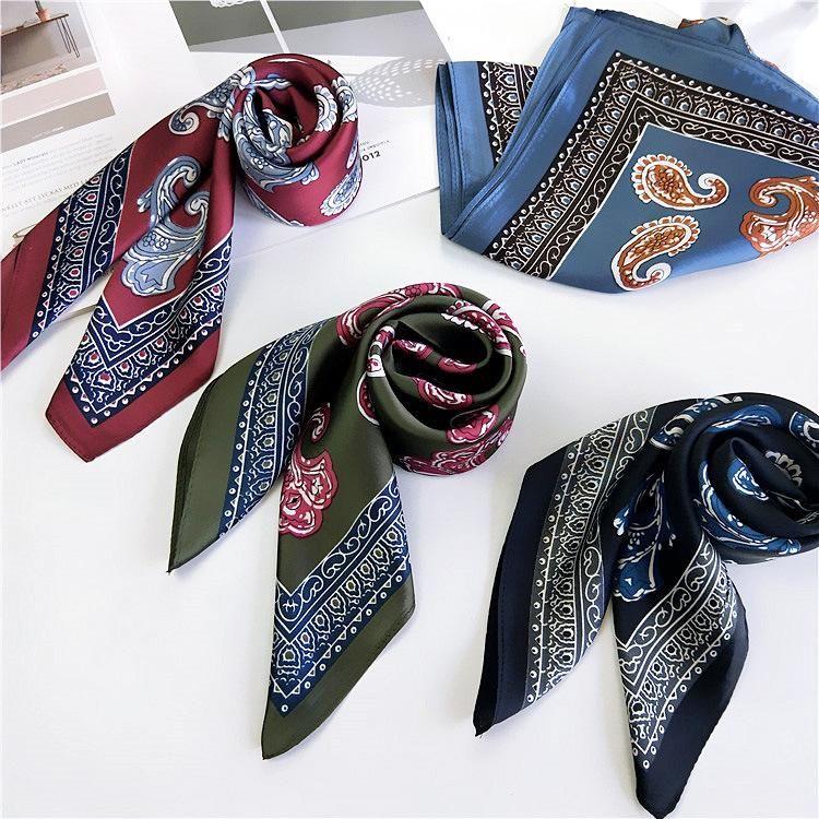 Nuevo Bufanda de anacardo Mujer Bufanda coreana Bufanda Moda NHMN195181