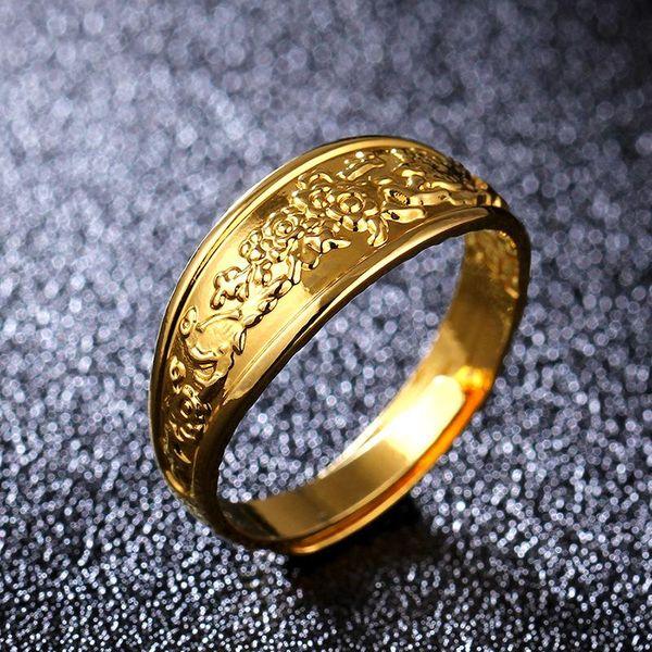 18KGP imitation gold ring NHIM195206