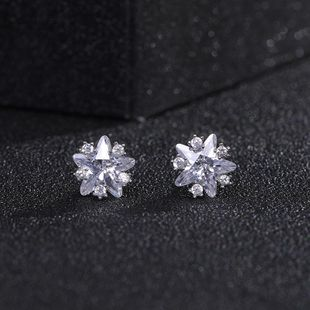 Fashion simple temperament earrings wholesale NHLJ195216's discount tags