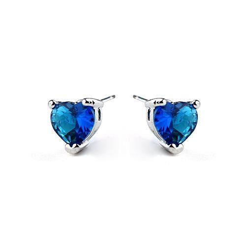Hot New Crystal Stud Earrings NHLJ195235