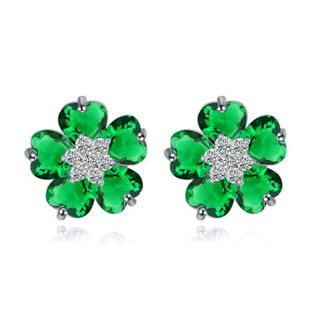 New high-grade studded stud earrings NHLJ195236's discount tags