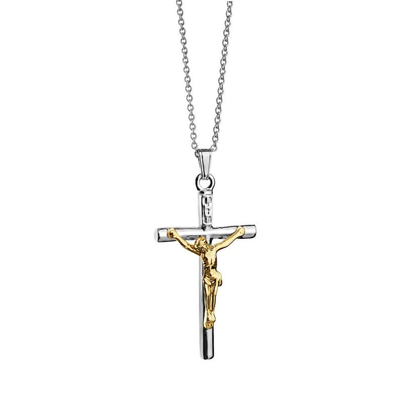 New Fashion Creative Jesus Cross Necklace Jewelry Wholesale NHLJ195283