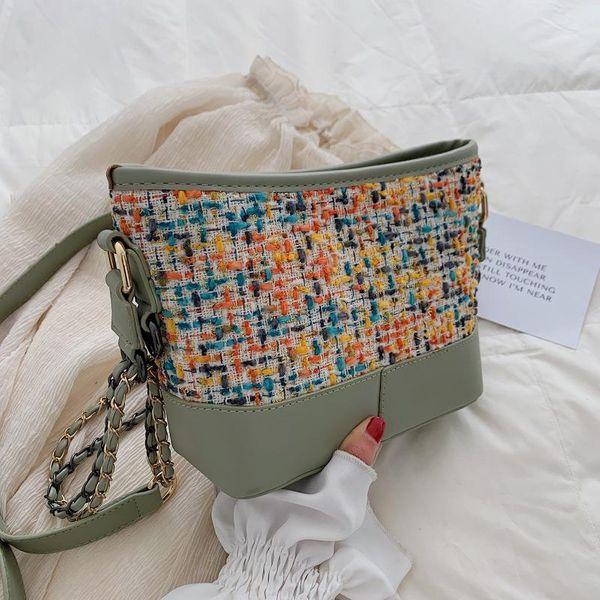 New wild messenger bag chain simple fashion bag NHTC195582
