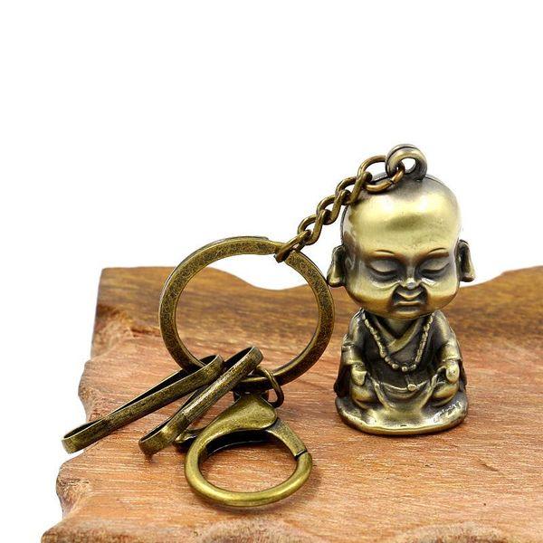 Vintage Bronze Sami Keychain NHHM195672