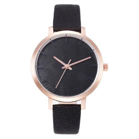 Venta caliente nuevo reloj ondulación del agua simple Roma escala moda estudiante cinturón reloj mujer NHHK191834's discount tags
