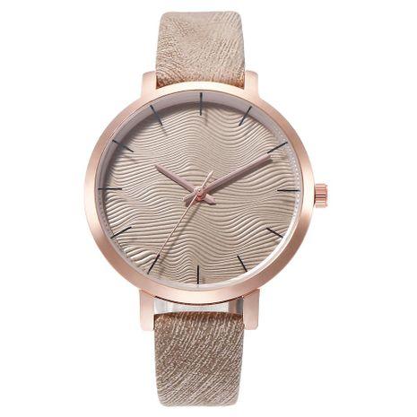 Nuevo reloj señoras agua rizado simple escala moda estudiante correa reloj NHHK191836's discount tags