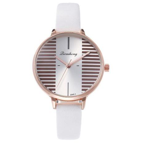 Nuevo reloj Lady Korean Casual Student Belt Watch Dial Moda al por mayor NHHK191839's discount tags