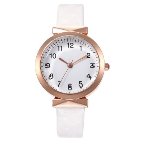 Venta caliente nuevo reloj escala digital señoras moda prisma reloj de cristal NHHK191843's discount tags