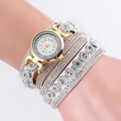 Reloj de diamantes al por mayor de cuarzo NHSY191845's discount tags