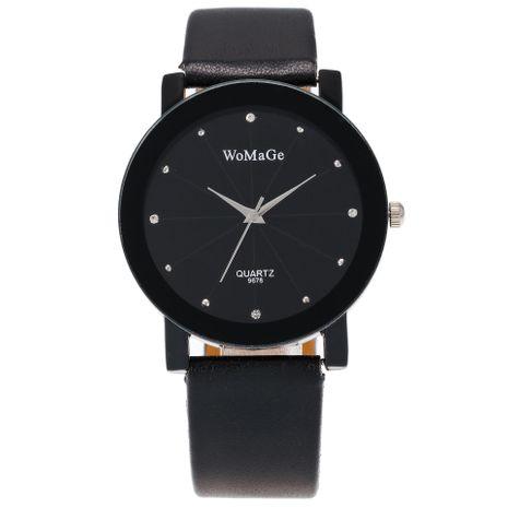 Relojes de moda para hombres y mujeres con cinturón M-Line NHSY191866's discount tags