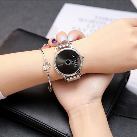 Moda hombre y mujer estudiante pareja reloj reloj de cuarzo NHSY191871's discount tags