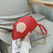 New cute cute mouse coin purse winter simple chain mini shoulder Messenger bag women NHPB192069