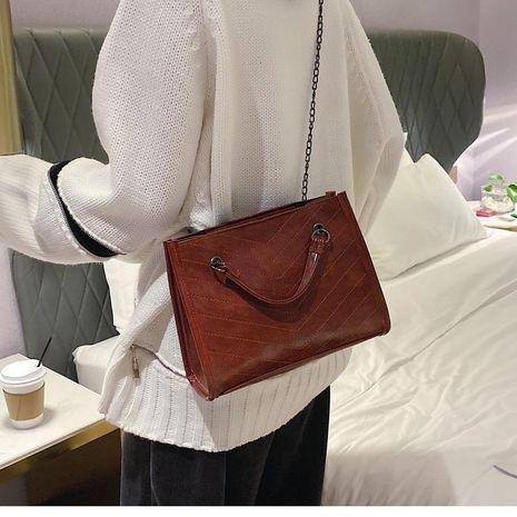 New fashion shoulder bag women big bag soft leather chain large capacity commuter bag soft handbag NHXC192200's discount tags