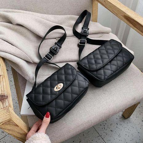 Women's new Korean fashion wild diamond chain shoulder messenger bucket bag NHXC192250's discount tags