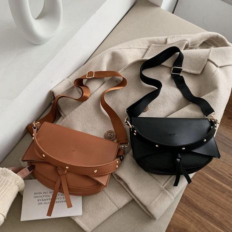 Women's Bags New Large Bags Wild Shoulder Crossbody Bags NHXC192255's discount tags