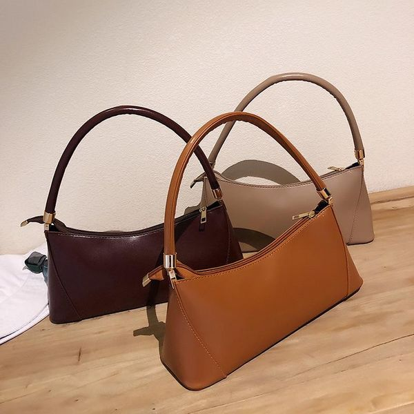 Retro bag women's new Korean shoulder bag fashion handbag NHXC192262