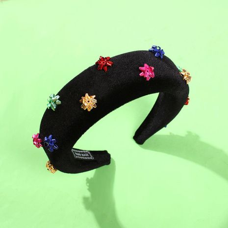 New thick sponge fashion hair hoop NHMD192380's discount tags